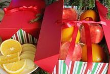 Christmas Gifts / Surprise friends and family when you send a gourmet Christmas gift from Hale Groves. Florida's sunshiny days and warm nights produce the world's finest and exceptionally juicy fruit. Hale has become a holiday tradition across generations offering delicious fruits and delights since 1947.