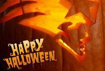 Pats Pumpkins & Halloween Inspiration / Submit your photo's via Twitter & Instagram using #PatsPumpkin & #PatsHalloween