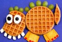 Snacks and Fun Food for Kids / by Diane Zipperer