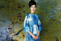 Couture Qipao and Custom Choengsam dresses