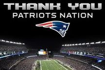 2015 - 2016 Season / The New England Patriots play for their 5th Super Bowl championship. Follow along here all season long as we strive for five. / by New England Patriots