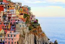 Travel // Cinque Terre