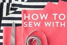 Sew // Techniques