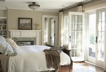 Bedroom Inspiration / by Melissa Barbera Cicchetti