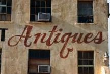 Antiques & Historical Delights / by Carina Case