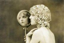 Antique Perfume & Vanity