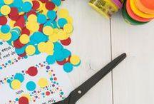 Knutselen met kinderen ♥ DIY with kids Moodkids / Knutseltips van Moodkids om lekker te knutselen, samen creatief bezig te zijn met je kinderen tijdens de vakantie, kerst, valentijn, pasen, moederdag, vaderdag, sinterklaas etc.  Handige tips en tutorials om zelf te maken, haken & breien, knutselen met papier, downloads en doeboeken,  Voor kids, kleuters, peuters en ouders.  | Arts and crafts tips and DIY from Moodkids for crafting with your children, helpful tips, crochet & knitting, crafting with paper, downloads