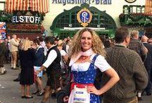Oktoberfest, Wiesn / All about the Oktoberfest in Munich. Dirndl and Dirndlbags from TrachtenBrummsel®.