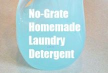 Stuff I Can Make to Save Money / homemade things like laundry detergent and soaps and things. / by Kelly R.