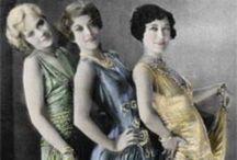 Antique Costume 1920 / Costume and accessories