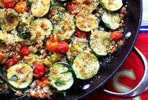 Recipes / Vegetarian!
