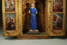 Antique Religious Objects