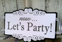 ℒ℮t's!•ℙ@яTy !t up• / Event planning is at the top of my list for creativity. All party things for anyone-for any occasion. Event Ideas, Birthdays, Beach, Wine & Weddings, and Backyard Movie Nights. / by ❈◡❈◠❈Pin Swap Shoppe❈◡❈◠❈