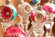 Glass Ornaments / by Claudia Pippolo Davies
