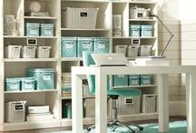 Organization / Storage / by Heather Marie