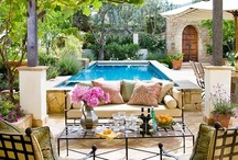 Outdoor Spaces / by Heather Marie