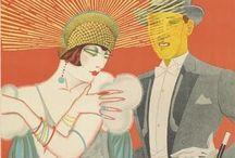 Art Deco / 1920-30 les années folles! / by Ielle Laflamme
