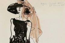 Fashion   I l l u s t r a t i o n s / by Ielle Laflamme