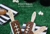 Game Ɖαʏ!!! / The game is on! Superbowl it! Turf up the kids sporting events and sport parties. / by ❈◡❈◠❈Pin Swap Shoppe❈◡❈◠❈