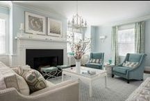 Living Rooms / by Heather Marie