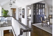 Entry / Mudroom / Stairs / by Heather Marie