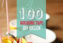 MOODKIDS ♥ Masking Tape / by MoodKids