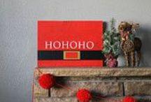 Christmas Everything / Christmas DIY, decor and recipes