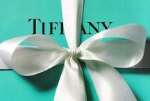 Tiffany Shades of Blue / by Claudia Milazzo