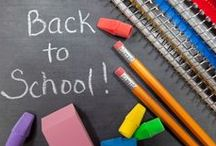 Back-to-Skool & Off-to College  / Sayin good-bye Summa! Sending my kids back to school & college. Backpacks & supplies or packing the car with dorm stuff. / by ❈◡❈◠❈Pin Swap Shoppe❈◡❈◠❈