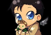 Supernatural (i finally caved) / This is the place i stick my pics of beautiful supernatural related boys and funnies and feels!!  / by Kelly R.