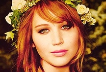 Jennifer Lawrence / by Laura Flaherty