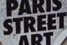Street art ... in Paris