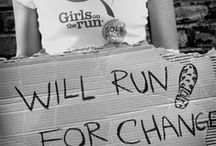 Jaelyn-on-the-run / Girls on the run inspire girls to be joyful, healthy and confident using a fun, experience-based curriculum which creatively integrates running. My daughter and I are running in the 5K in Orlando Dec 7th! Whoo hoo!! / by ❈◡❈◠❈Pin Swap Shoppe❈◡❈◠❈