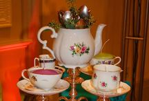 Tea party plans / Ideas for upcoming tea party / by Kelly R.