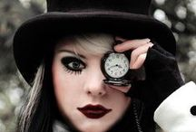 Halloween Costumes & Make-up & Nails! / by ❈◡❈◠❈Pin Swap Shoppe❈◡❈◠❈