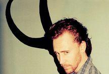 The Mewling quim  / Loki/ Tom Hiddleston stuff / by Kelly R.