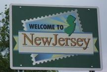 New Jersey / by Charlanne Nosal
