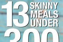 Skinny B Food / Healthy recipes and food ideas.  / by Kelly R.