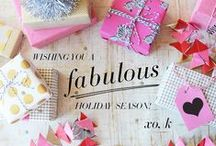 .:★: Шrαp it υ℘ 2!!.:★: / Favors, Gift Ideas, Invites, Wrapping, Cards, & ID Tags. / by ❈◡❈◠❈Pin Swap Shoppe❈◡❈◠❈