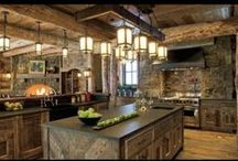 New home design kitchen / by Ashley Pinterest