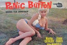 Cheesecake Album Cover Art / by Audio Gasoline: Vinyl Records