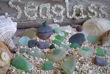 Sea Glass / Sea Glass / by Claudia Milazzo