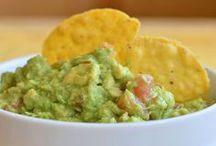 Snacks, Sides, & Dips / Recipes / by Amanda Hutton