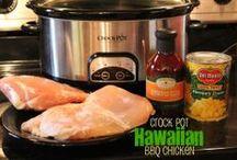 Crock Pot / Recipes / by Amanda Hutton