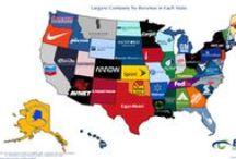 United Statistics Of America / by Audio Gasoline: Vinyl Records