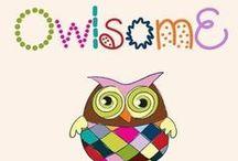 Owls - eulige Zeiten! / Owls. Ich liebe Eulen einfach!