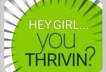 Thrive! / by Jody Bergstrom