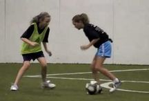Coach Hutton / freshman/middle school girls soccer / by Amanda Hutton