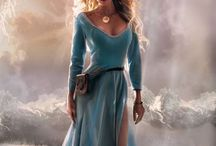First siren RHODE / Daughter of Poseidon and Amphitrite   Characters of secrets