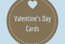 Valentine's Cards / A card for someone who you want to express affection for on Valentine's day!